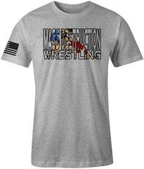 MDW Hi-Crotch Unisex T-Shirt (Heather Grey)
