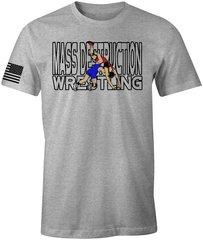 MDW Takedown Unisex T-Shirt (Heather Grey)