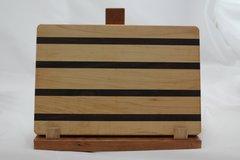 Medium Maple and Walnut Cutting Board