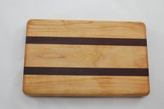 Small Maple and Padauk Cutting Board