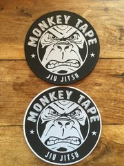 Monkey Tape White or Black Border
