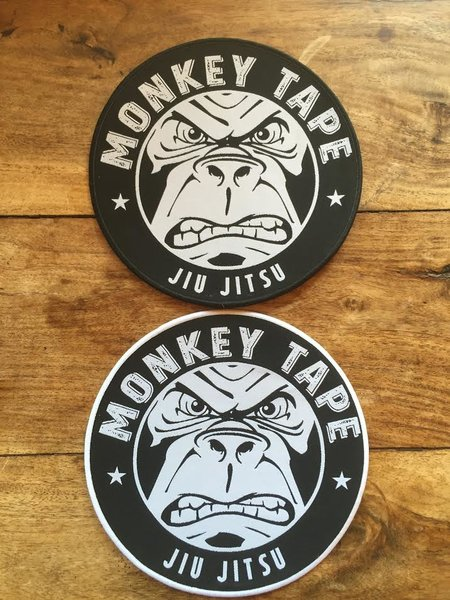 Monkey Tape White or Black Border