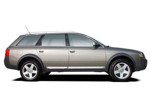 Audi Allroad 2004 2005 4 2 Liter Non Turbo Naak Tuning