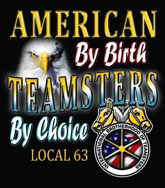 American By Birth Teamsters By Choice