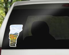Vermont Decal - Vermont Sticker