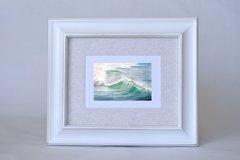 Ocean Wave Print #1