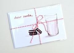 Letter to Santa Christmas Wishlist