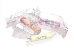 Dolle's Taffy Art Print, Taffy No. 2