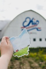Ohio Decal - Ohio Sticker