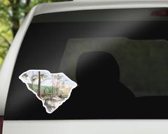 South Carolina Decal - South Carolina Sticker