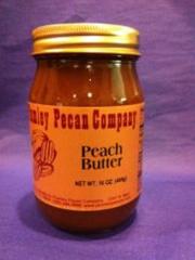 Peach Butter Jam