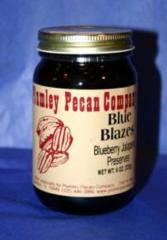 Blue Blazes Blueberry Jalapeno Preserves