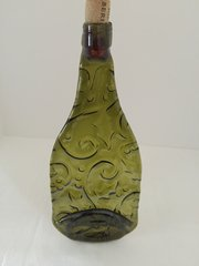 Holiday, Recycled Wine Bottle, Serving Tray