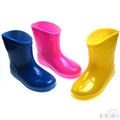 Infants Rain Boots in 3 colours and 3 sizes (DISCONTINUED LIMITED STOCK REMAINS)