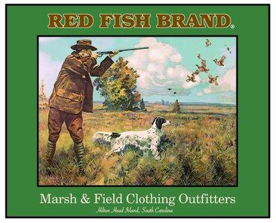 red fish brand