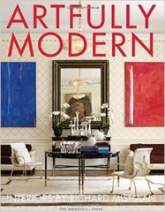 ARTFULLY MODERN. INTERIORS BY RICHARD MISHAAN