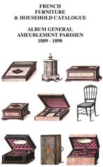 FRENCH FURNITURE AND HOUSEHOLD CATALOGUE