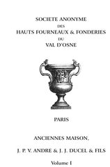 VAL D' OSNE, PARIS: SOCIETY OF FOUNDRIES AND METALWORK
