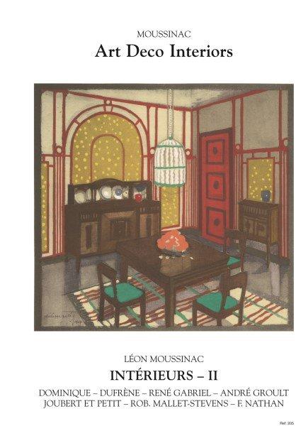 Art deco interiors interieurs ii potterton books for Art deco interior shop