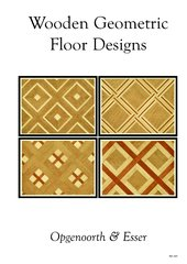 WOODEN GEOMETRIC FLOOR DESIGNS