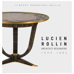 LUCIEN ROLLIN ARCHITECT- DECORATOR 1906-1993