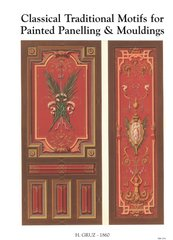 CLASSICAL TRADITIONAL MOTIFS FOR PAINTED PANELLING & MOULDINGS