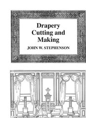 DRAPERY CUTTING AND MAKING 1926