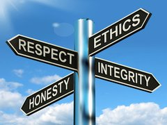 10/20/17 - Everyday Ethics: How We Develop Our Ethics, Teach Them to Our Kids, and Use Them in Our Social Work Practice