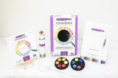 *NEW*   On The Mend Mandala Kit
