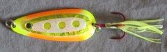 Glow Chartreuse Minnow Spoon