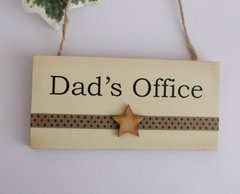Dad's Office