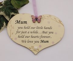 Special Mum Mothers Day Gift Heart
