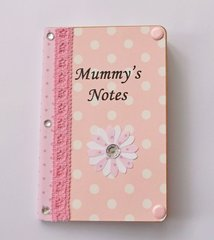 Mummy's Notes, Note Book Gift