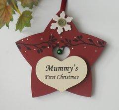 Mummy's First Christmas