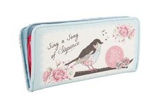 Sing a song of sixpence wallet