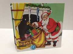 Little Golden Books Santa