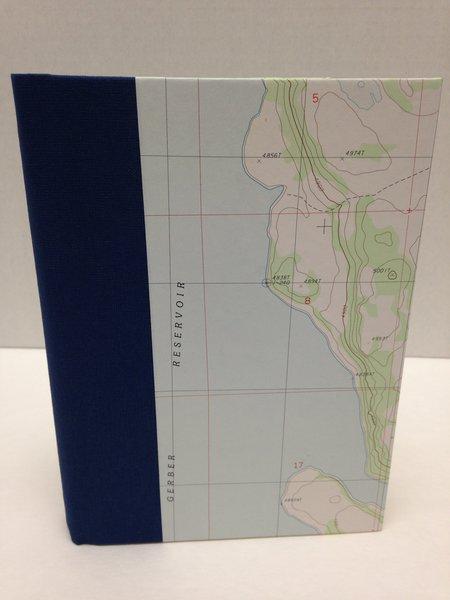 Oregon Maps-Medium Soft Spine