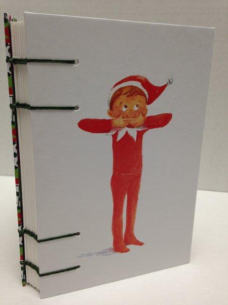 Elf on the Shelf-Giggling