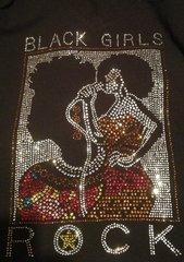 Black Girls Rock figure