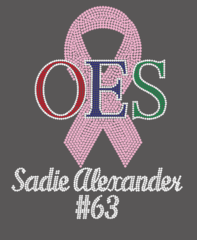 Sadie Alexander # 63 Chapter OES
