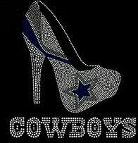 High heel Cowboys