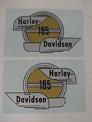 61770-58 Fuel Tank Decals