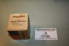 NOS 22007-50 Piston Assembly 125cc .040