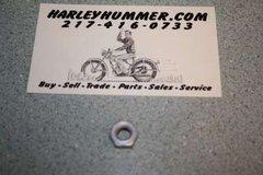 7675 Cadmium Hex Nut, Harley Hummer