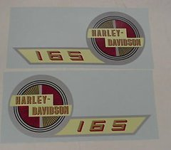 61770-57 Fuel Tank Decals