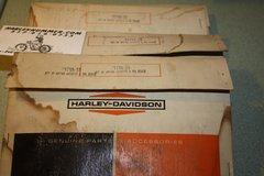 NOS 16766-53 Gasket Set Harley Hummer 165