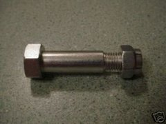 50970-52 Footrest Bolt and Nut