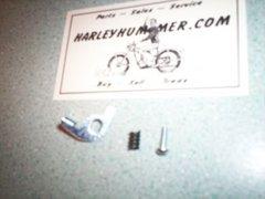 27713-55 Tillotson Throttle Stop lever kit