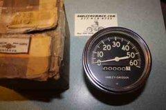 NOS Harley Davidson Topper Speedometer