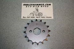 35222-22  16 Tooth Race Engine Sprocket